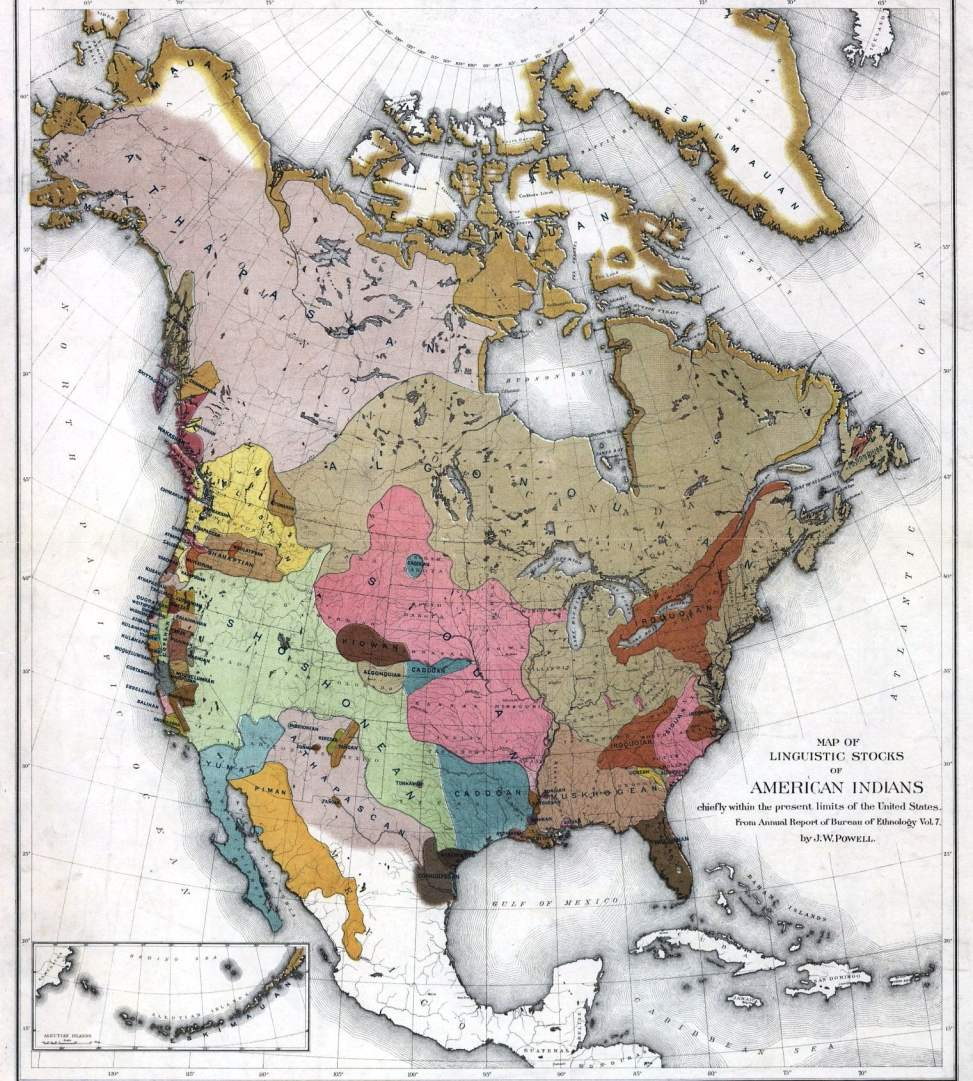 The Indian Tribes of North America | Access Genealogy