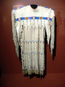 Cheyenne Beaded Dress