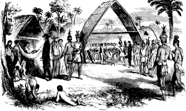 Indians of Guiana and Venezuela