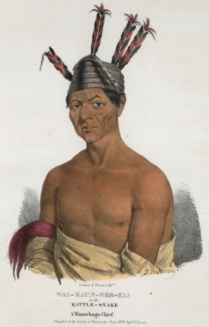 Indian History of Winneshiek County Iowa