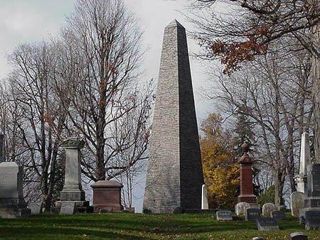 Logan Monument, Auburn, New York