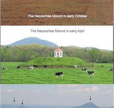 Nacoochee Mound, Nation's First Gold Rush