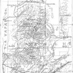 Map of Navajo Reservation