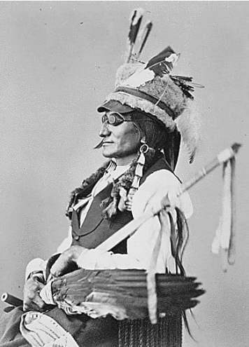 Sitting Crow Kah-Re-Eo-Tah-Ke
