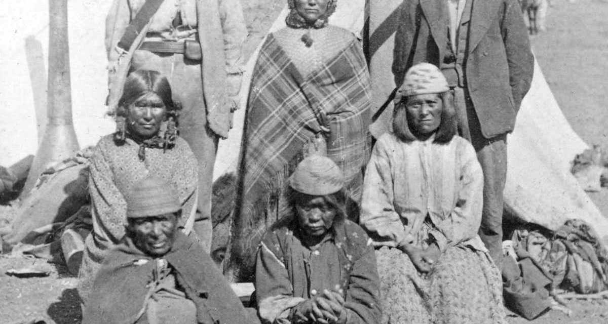 Modoc Indian Chiefs and Leaders