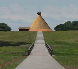 Ocmulgee Earth Lodge 2