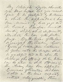 Letter from President Pierce to Steptoe - Page 3