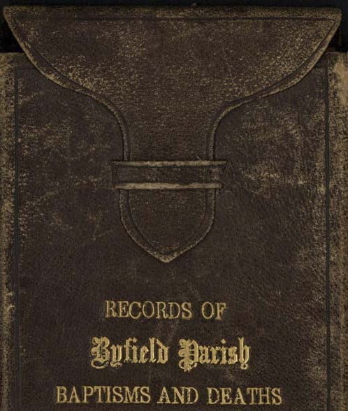 Byfield Massachusetts Parish Records