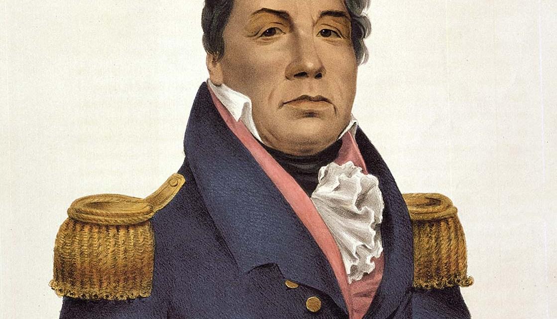 Apushamatahah – A Choctaw Chief