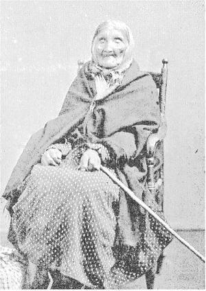 Aunt Dinah, Onondaga