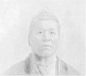 Charles White (sare-the-ne-wa-na), St. Regis