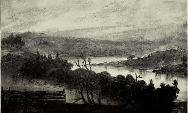 The Migration of Voyageurs from Drummond Island to Penetanguishene in 1828