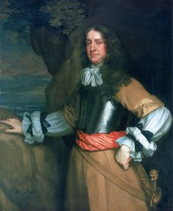 Flagmen of Lowestoft - Vice-Admiral Sir William Berkeley, 1639-66