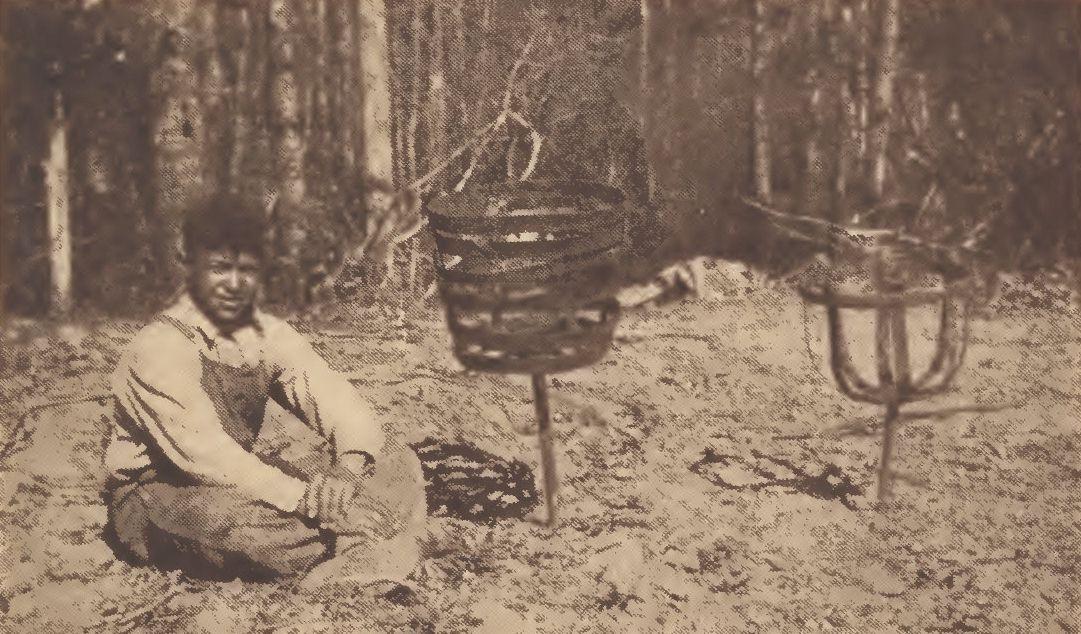 Powhatan Hunting Customs