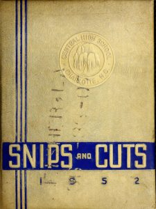 1952 Snips and Cuts