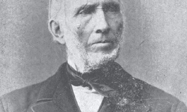 Biographical Sketch of Doctor Enos Lewis