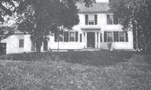 Loveland Family of Norwich Vermont