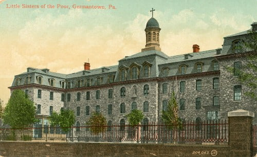 Lutheran Orphans' Home and Asylum, Germantown PA 1892-1914