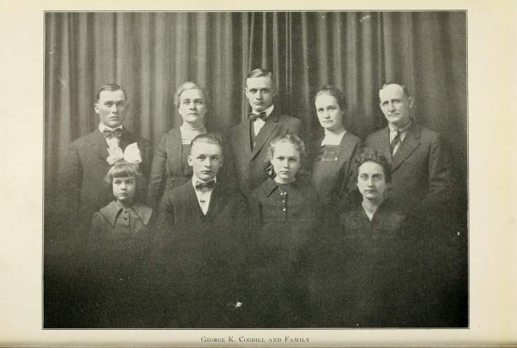George K. Cogdill and Family