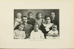 James R. Russell and Family