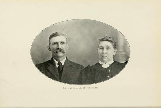 Mr. and Mrs. A. M. Parmenter