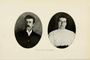 Mr. and Mrs. C. E. Peterson