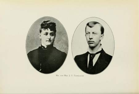 Mr. and Mrs. J. T. Thoelicke