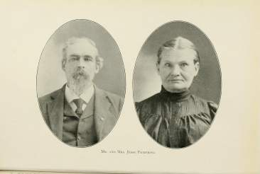 Mr. and Mrs. Jesse Pickering