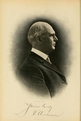 Victor Anderson, M. D.
