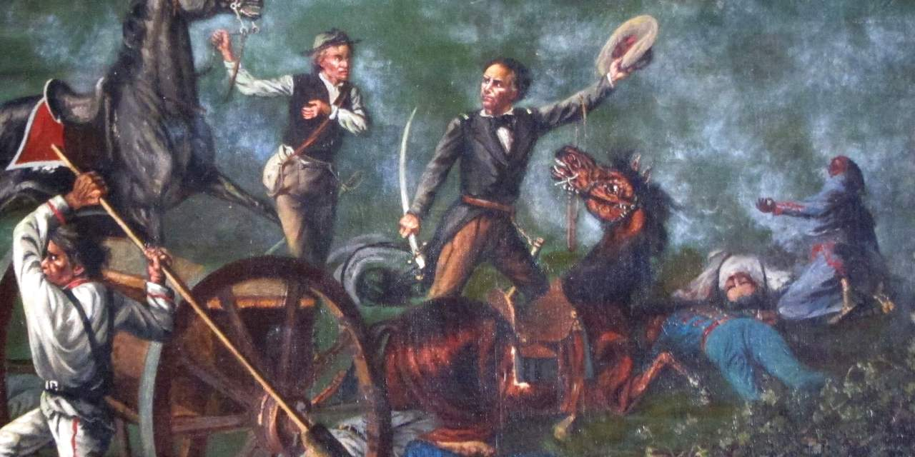 Governor Houston's Life Among the Indians