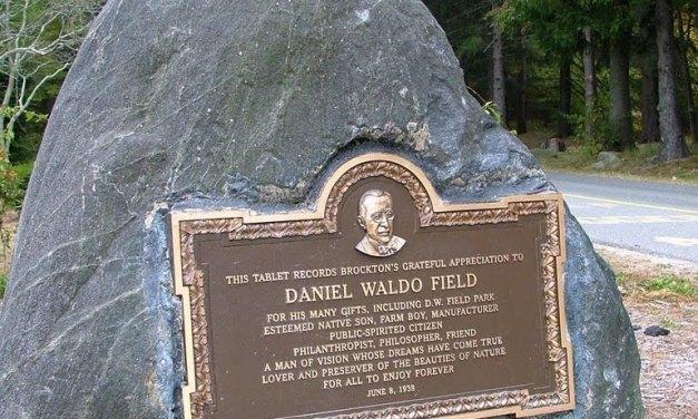 Ancestors of Daniel Waldo Field of Brockton MA