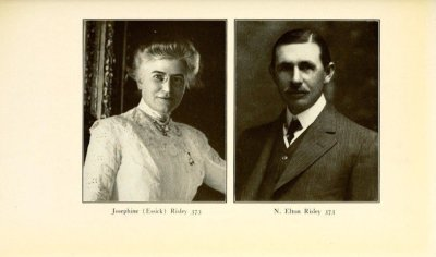 N. Elton and Josephine (Essick) Risley 373