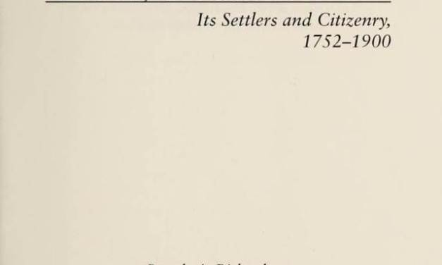 Wendell, Massachusetts: Its Settlers and Citizenry, 1752-1900