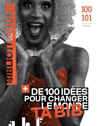 Couverture du numéro 100 de la revue Bibliothèque(s)