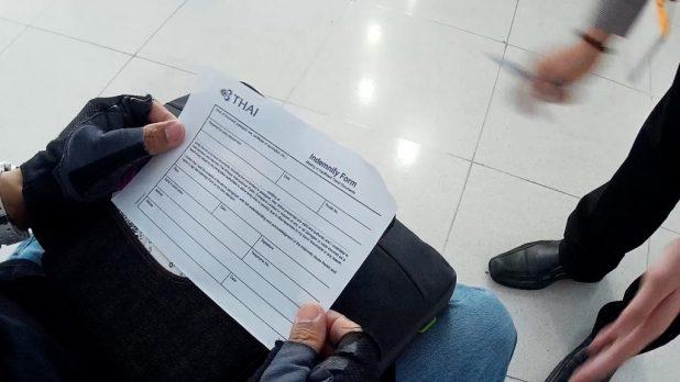 thai-airway-indemnity-form