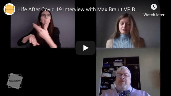 Life After Covid-19 with Max Brault