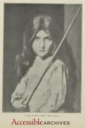 Young Jeanne d'Arc by Henner