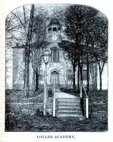 Loller Academy -- Hatboro's First School