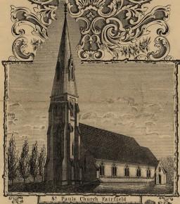Saint Paul's Church in Fairfield County Connecticut