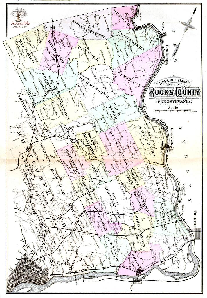 Bucks County Pa Plat Maps Bucks County Pa Gis Parcel Viewer