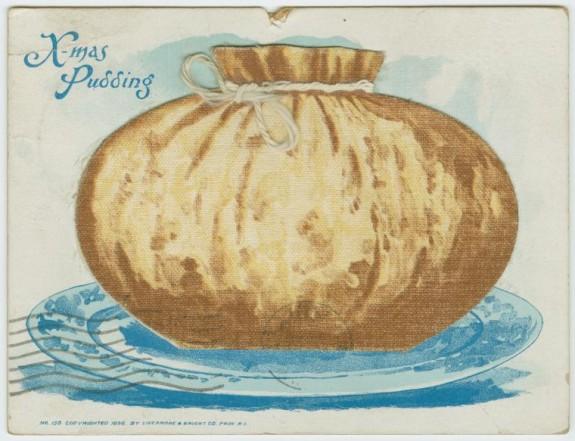 Plum Pudding