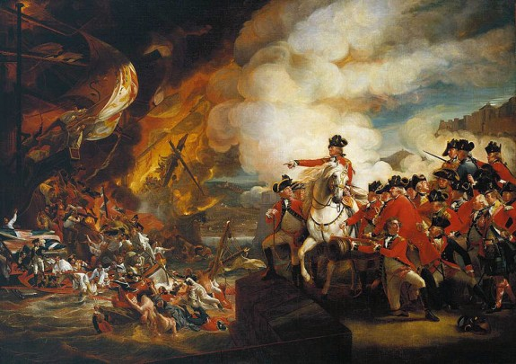 The Siege and Relief of Gibraltar