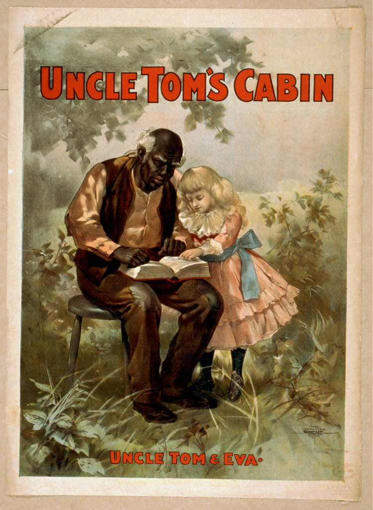 the first chapter of uncle tom s cabin was released on  uncle tom and eva