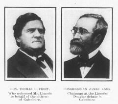 Lincoln-Douglas Debates 50 Years Later