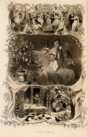 Godey's Christmas 1866