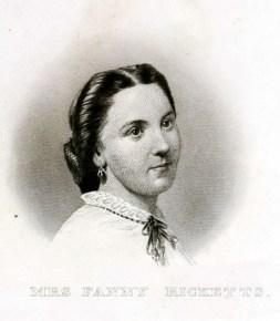 Mrs. Fanny Ricketts