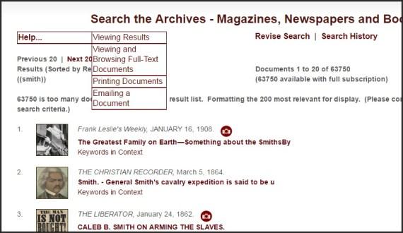Search Enhancements - Figure 2