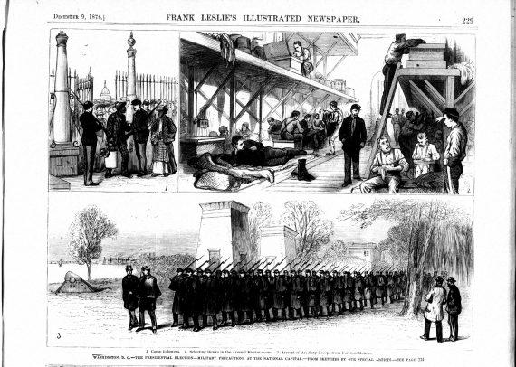 Frank Leslie's Weekly, December 9, 1876