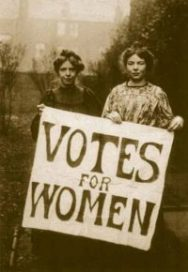 WOMEN'S SUFFRAGE COLLECTION