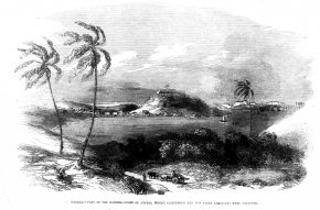 Fort of Aratas, where Crittenden and his fifty americans were executed